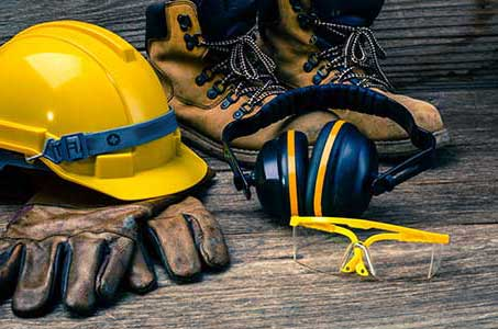 safety - personal protection equipment (PPE), clothing, fall protection